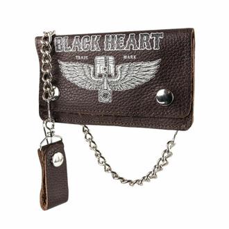 Denarnica BLACK HEART - Rahakot - Rjava, BLACK HEART