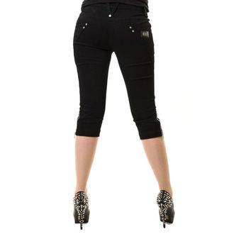 kratke hlače ženske 3/4 POIZEN INDUSTRIJE - Demi Capri, VIXXSIN