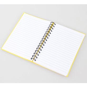 pisanje notepad Sex Pistols, Sex Pistols