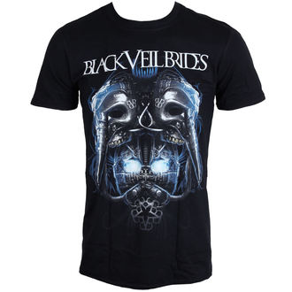 majica kovinski moški Black Veil Brides - Metal Mask - LIVE NATION, LIVE NATION, Black Veil Brides