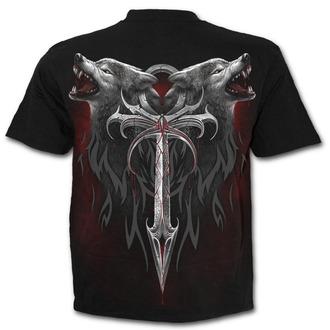majica moški - Legend Of The Wolves - SPIRAL - D063M101