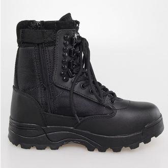 zima čevlji ženske - Zipper Tactical - BRANDIT - 9017-schwarz