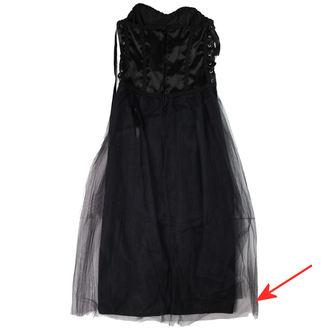obleko ženske ADERLASS - Črno - ZAŠČITA, ADERLASS