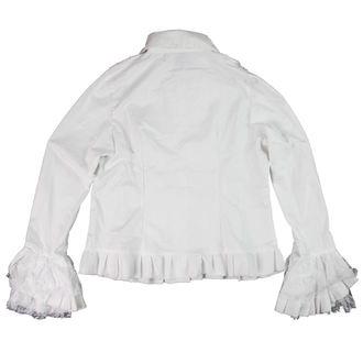 majica ženske ADERLASS - Bela - ZAŠČITA, ADERLASS