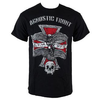 majica kovinski moški Agnostic Front - Les Crew - RAGEWEAR, RAGEWEAR, Agnostic Front