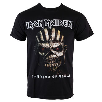 majica kovinski moški Iron Maiden - Book Of Souls - ROCK OFF, ROCK OFF, Iron Maiden