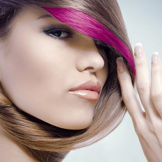 barva (maskara) do lasje STAR GAZER - UV Red, STAR GAZER