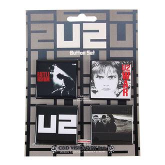 značke U2, C&D VISIONARY, U2