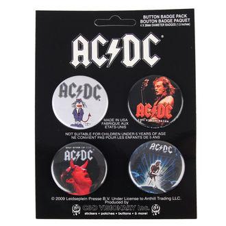 značke AC / DC - Logo, C&D VISIONARY, AC-DC