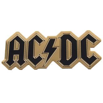 nalepka srednje AC / DC - Logo, C&D VISIONARY, AC-DC