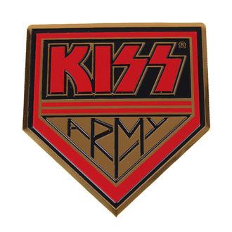 nalepka velik Kiss - Vojska, C&D VISIONARY, Kiss