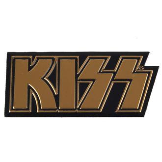 nalepka majhna Kiss - Logo, C&D VISIONARY, Kiss