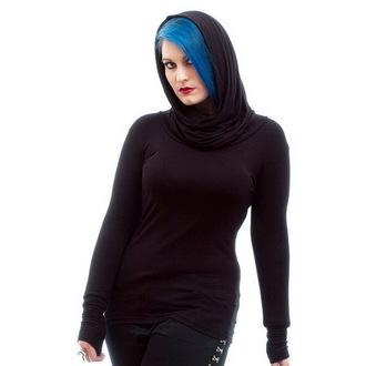 majica gotsko in punk ženske - Gothic Dunne - NECESSARY EVIL, NECESSARY EVIL
