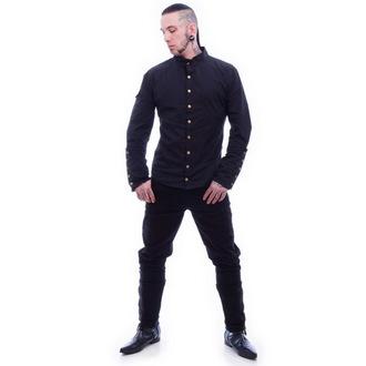 majica moški NECESSARY EVIL - Chronus - Črno, NECESSARY EVIL