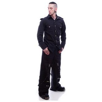 majica moški NECESSARY EVIL - Slaine - Črno, NECESSARY EVIL