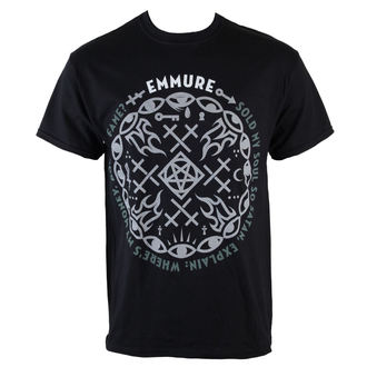 majica kovinski moški Emmure - Money Power Fame - VICTORY RECORDS, VICTORY RECORDS, Emmure