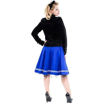 jakno ženske (obleko jakno) spomladi / jeseni HEARTS AND ROSES - Balmain Military Velvet, HEARTS AND ROSES