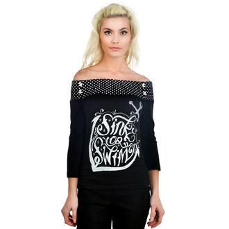 majica gotsko in punk ženske - Cloud 9 Sailor - TOO FAST, TOO FAST