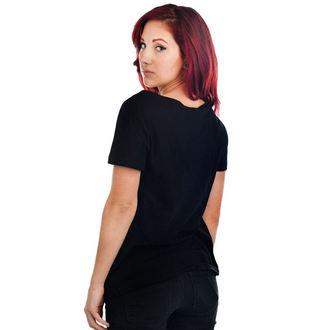 majica gotsko in punk ženske - Elements - TOO FAST, TOO FAST