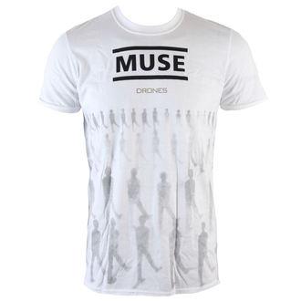 majica kovinski moški Muse - Drones - LIVE NATION, LIVE NATION, Muse