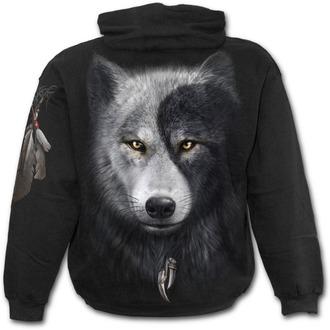 jopa s kapuco moški - Wolf Chi - SPIRAL - T118M451