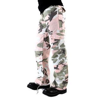 hlače ženske ROTHCO - WMNS Vintage Paratrooper - Sub PNK Camo, ROTHCO