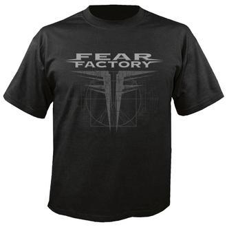 majica kovinski moški Fear Factory - GNXS - NUCLEAR BLAST, NUCLEAR BLAST, Fear Factory