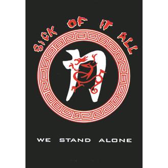zastava Sick Of It All, HEART ROCK, Sick of it All