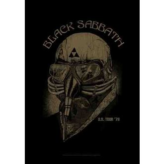 Zastava Black Sabbath - US Tour 78 - HFL1164