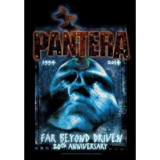 zastava Pantera - Far Beyond 20th Anniversary, HEART ROCK, Pantera