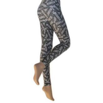 hlače ženske (gleženj) Legwear - Parental Advisory, LEGWEAR
