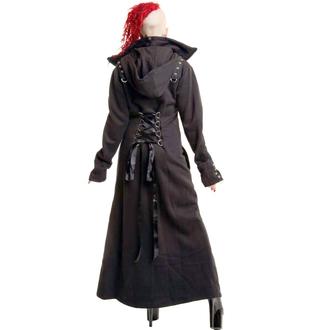 plašč ženske POIZEN INDUSTRIES - Raven, POIZEN INDUSTRIES