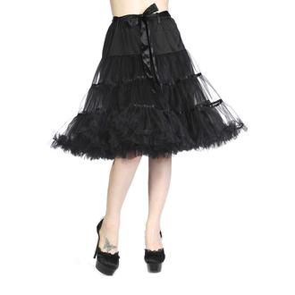 krilo ženske (petticoat) BANNED - Black, BANNED