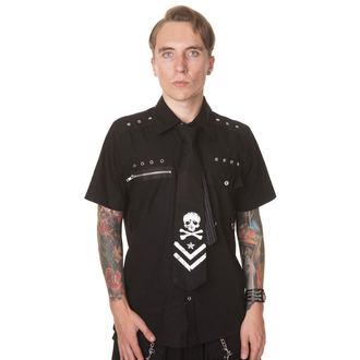 kravata moški DEAD Threads - Črno, DEAD THREADS