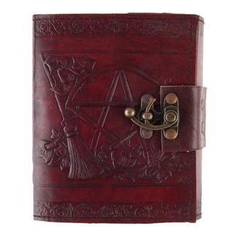 pisanje notepad Pentagram Usnje Emboss Journal, NNM
