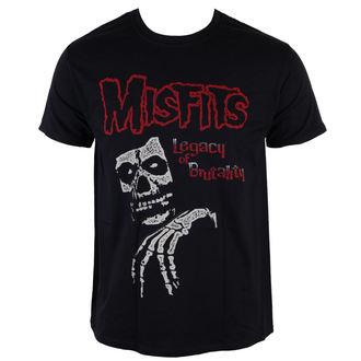 majica kovinski moški Misfits - Legacy Of Brutality - LIVE NATION, LIVE NATION, Misfits