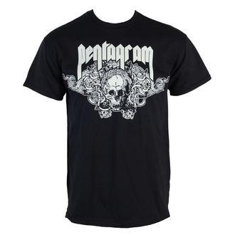 majica kovinski moški Pentagram - Skull - RAZAMATAZ, RAZAMATAZ, Pentagram