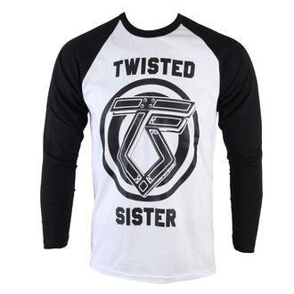 majica kovinski moški Twisted Sister - Logo - RAZAMATAZ, RAZAMATAZ, Twisted Sister