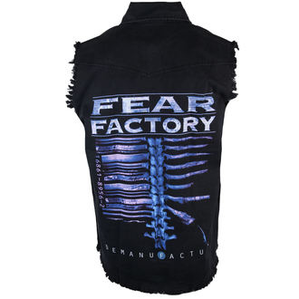 telovnik moški Fear Factory - Demanufacture - RAZAMATAZ, RAZAMATAZ, Fear Factory
