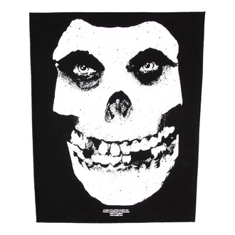 obliž velik Misfits - Face Skull - RAZAMATAZ, RAZAMATAZ, Misfits