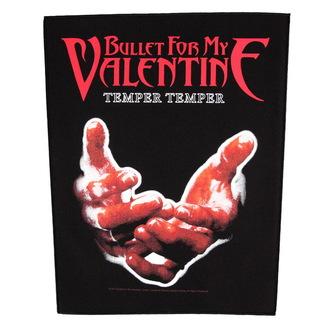 obliž velik Bullet For My Valentine - Temper Temper - RAZAMATAZ, RAZAMATAZ, Bullet For my Valentine