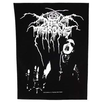 Našitek velik Darkthrone - Transilvanian Hunger - RAZAMATAZ, RAZAMATAZ, Darkthrone