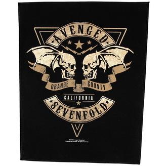 obliž velik Avenged Sevenfold - Oranžna County - RAZAMATAZ, RAZAMATAZ, Avenged Sevenfold