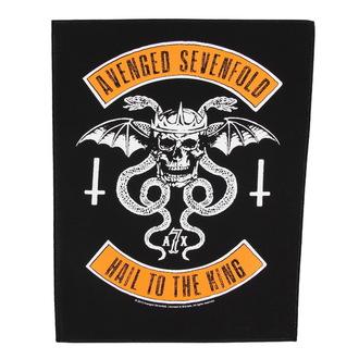 obliž velik Avenged Sevenfold - Biker - RAZAMATAZ, RAZAMATAZ, Avenged Sevenfold