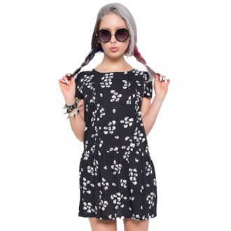 obleko ženske IRON FIST - Scatterbrain - Črno