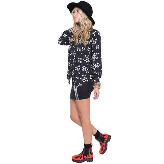 majica ženske IRON FIST - Scatterbrain - Črno, IRON FIST