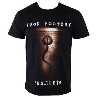 majica kovinski moški Fear Factory - Obsolete - PLASTIC HEAD, PLASTIC HEAD, Fear Factory