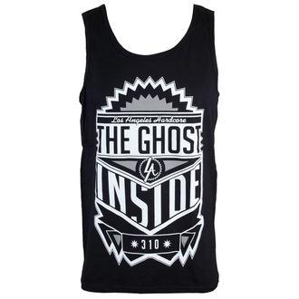 na vrh moški The Ghost Inside - 310 Kingas - Črno - KINGS ROAD, KINGS ROAD, The Ghost Inside
