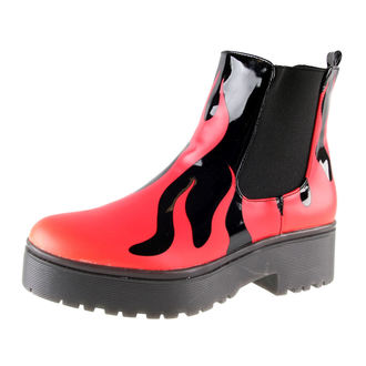klin čevlji ženske - Fire Sign Heavy Sole - IRON FIST, IRON FIST