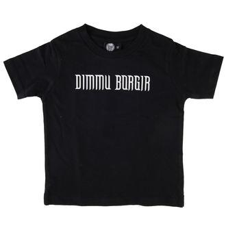 majica kovinski otroci Dimmu Borgir - Logo - Metal-Kids, Metal-Kids, Dimmu Borgir